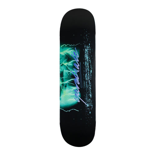 Yardsale Control Skateboard Deck (Blue)  - 8.1