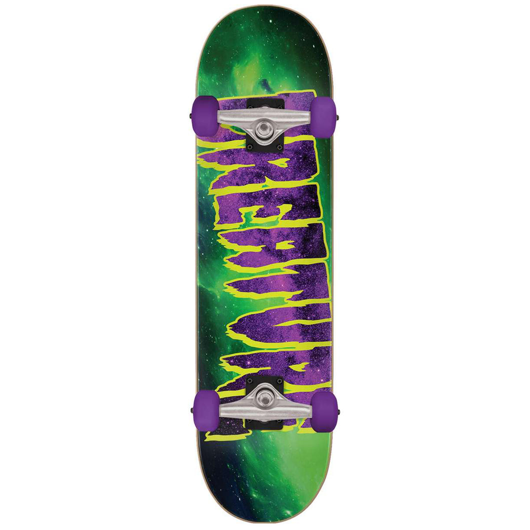Creature Complete Galaxy Mid Complete Skateboard - 8.00