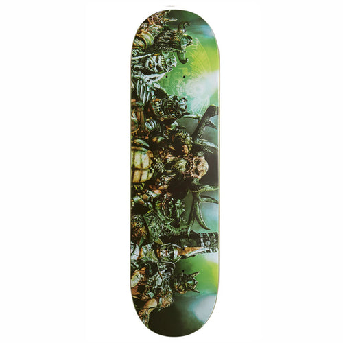 Creature Skateboards x Gwar Team Skateboard Deck - 8.25