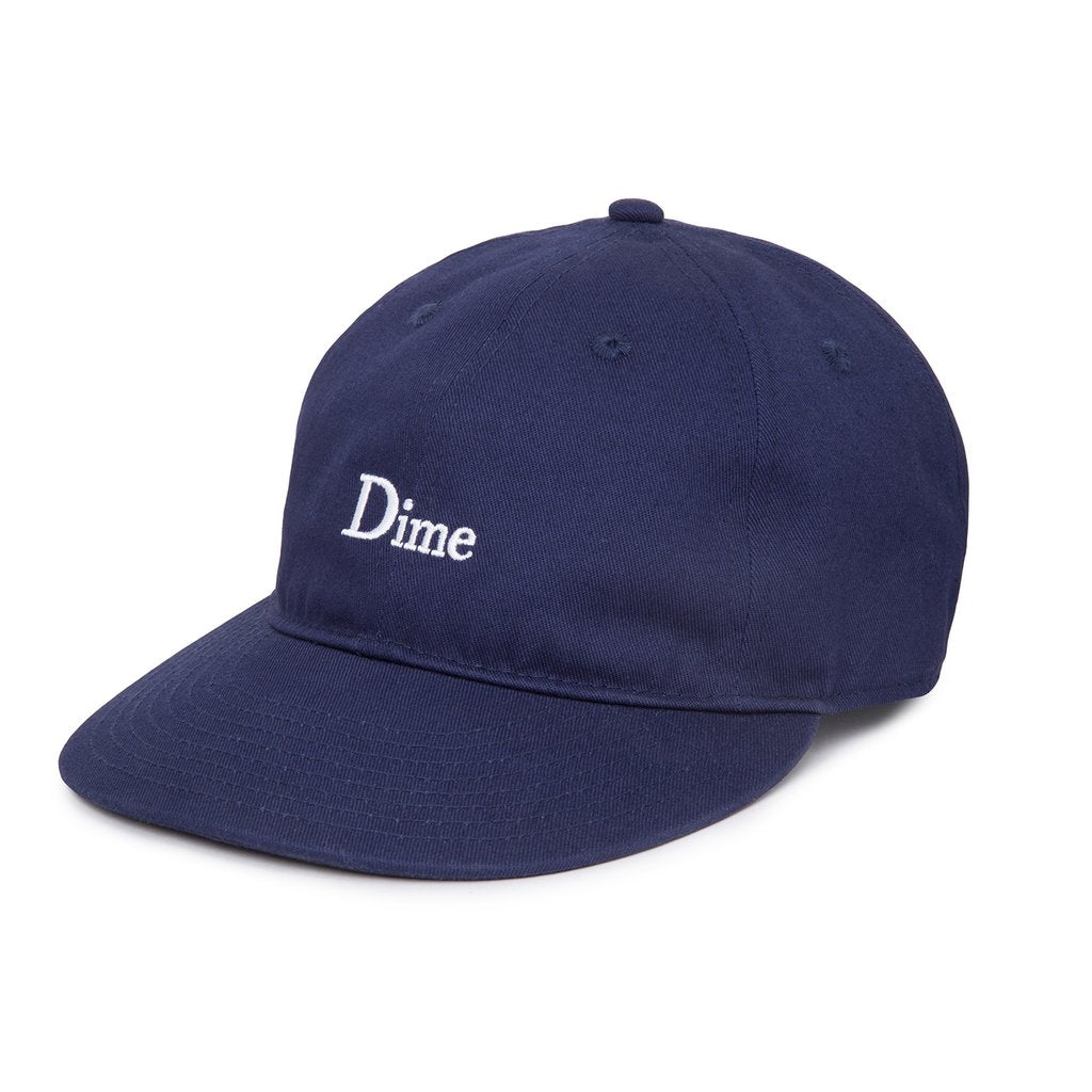 Dime MTL Classic Logo Hat - Navy