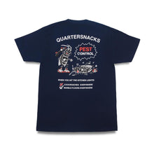 Quatersnacks Pest Control T-Shirt - Navy