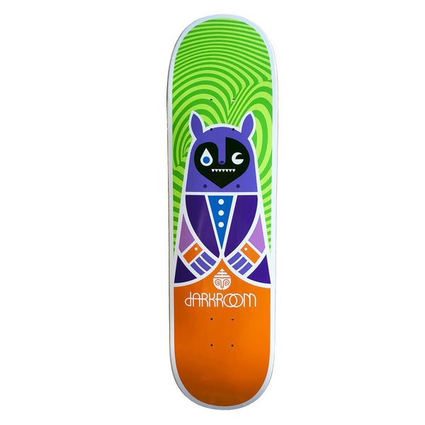 Darkroom Psychometry Skateboard Deck - 8.375