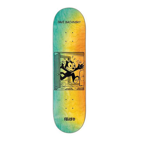 Darkstar Skateboards Dave Bachinsky Felix Future R7 Skateboard Deck - 8.125