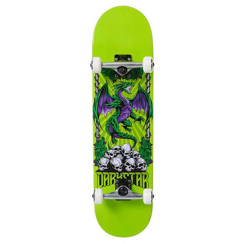 Darkstar Skateboards Levitate FP Complete Skateboard With Soft Wheels - 8.00