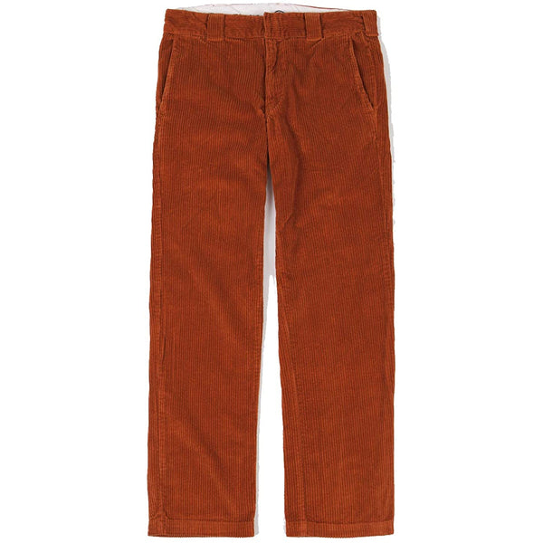 Dickies Cloverport Cord Work Pants - Rust