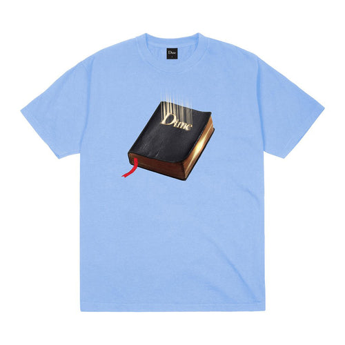 Dime MTL Classic Book T-Shirt - Carolina Blue