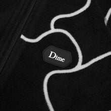 Dime MTL Puzzle Polar Fleece - Black