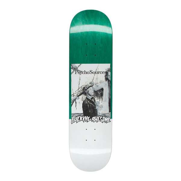 Fucking Awesome Dill Psycho Sources Skateboard Deck - 8.25 (Various Stains)