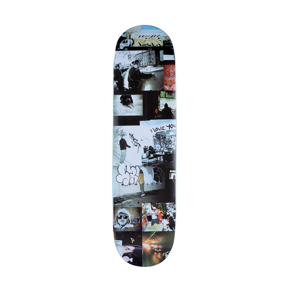 GX1000 Document Skateboard Deck (One) - 8.125