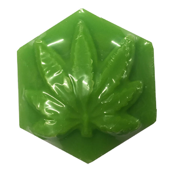 Ganj Wax Lemon Large - Green
