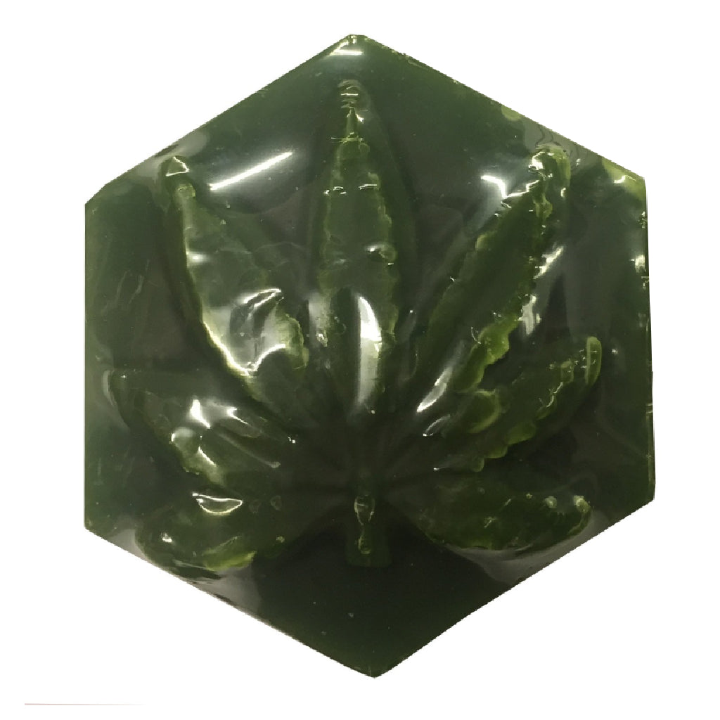 Ganj Wax Strawberry Large - Dark Green