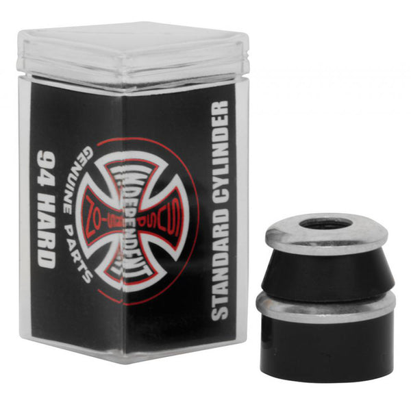 Independent Trucks Suspension Cushions Hard Bushings 94A - Black