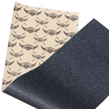 "Jessup Skateboard Griptape Sheet Black - 10""  X 33"""