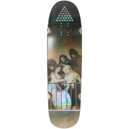 Madness Creeper R7 Holographic Skateboard Deck - 8.5