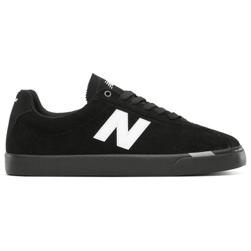 New Balance Numeric MN22 Skateboard Shoes - Black/White