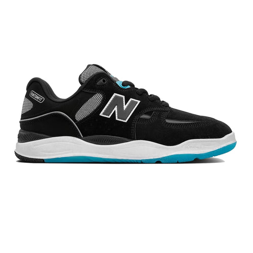 New Balance Numeric Tiago 1010 Skateboard Shoes - Black/Blue