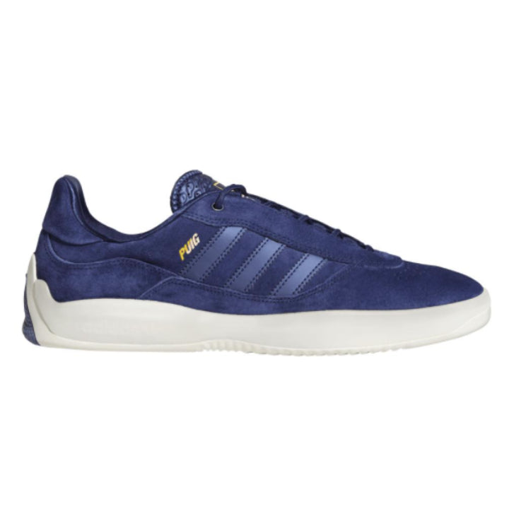 Adidas Skateboarding Lucas Puig Skate Shoes - Night Sky/Night Sky/Chalk White