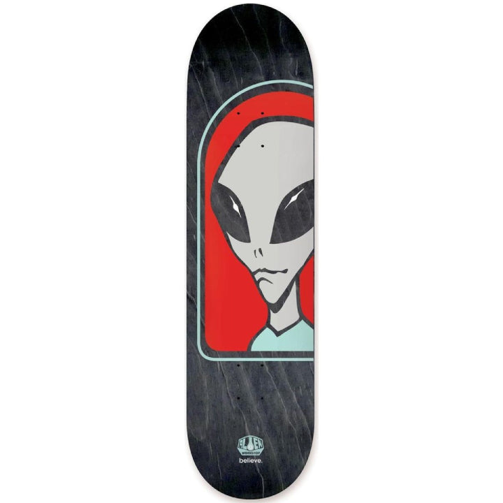 Alien Workshop Believe Full Lrg Skateboard Deck - 8.25