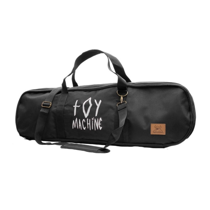 Toy Machine Skateboard Deck Bag - Black Canvas