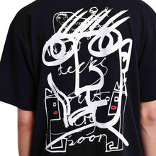 Sex Skateboards Soon Back Print T-Shirt - Black