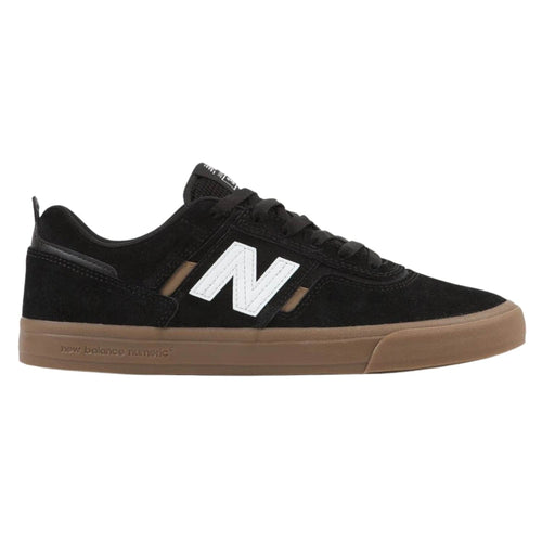 New Balance Numeric NM306 Jamie Foy Skateboard Shoe - Black/Gum