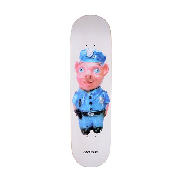 GX1000 Pig Skateboard Deck (Two) - 8.5