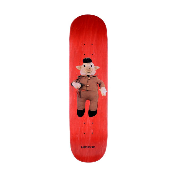 GX1000 Pig Skateboard Deck (Three) - 8.25