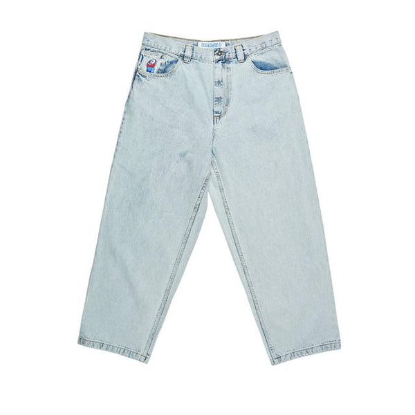 Polar Skate Co. Big Boy Jeans - Bleach Blue