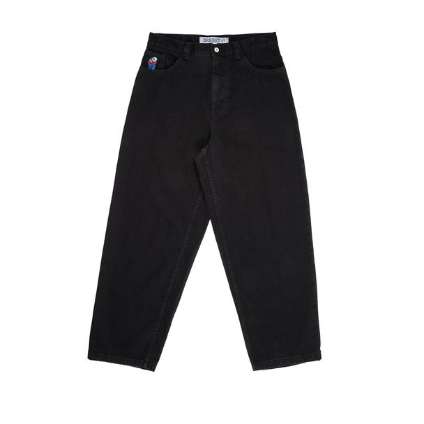 Polar Skate Co. Big Boy Jeans - Pitch Black