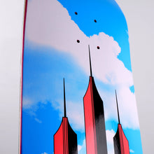 "Quasi Skateboards Jake Johnson ""Time Chamber"" Skateboard Deck - 8.5"