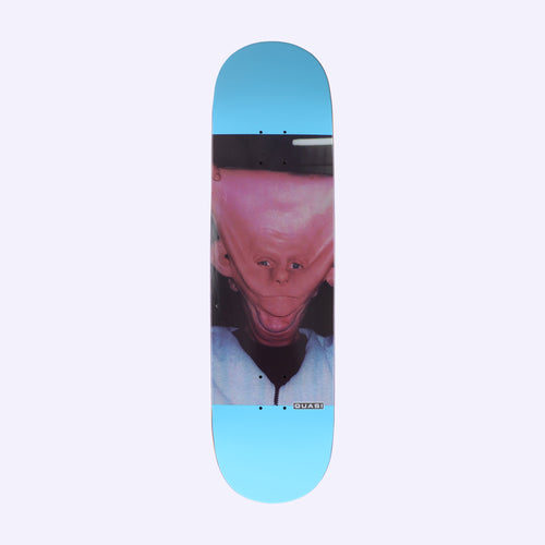 Quasi Skateboards Skin Skateboard Deck Blue - 8.5