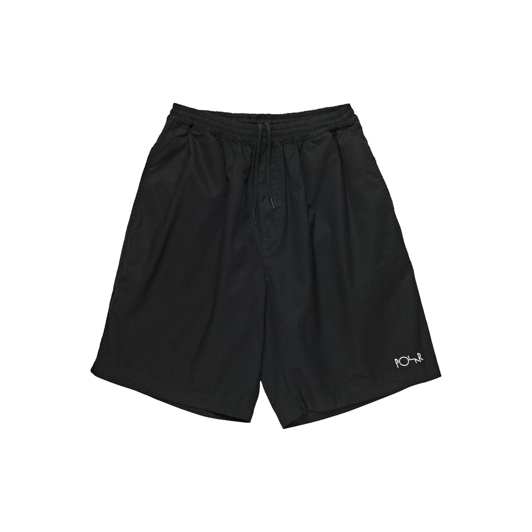 Polar Skate Co. Swim Shorts - Black