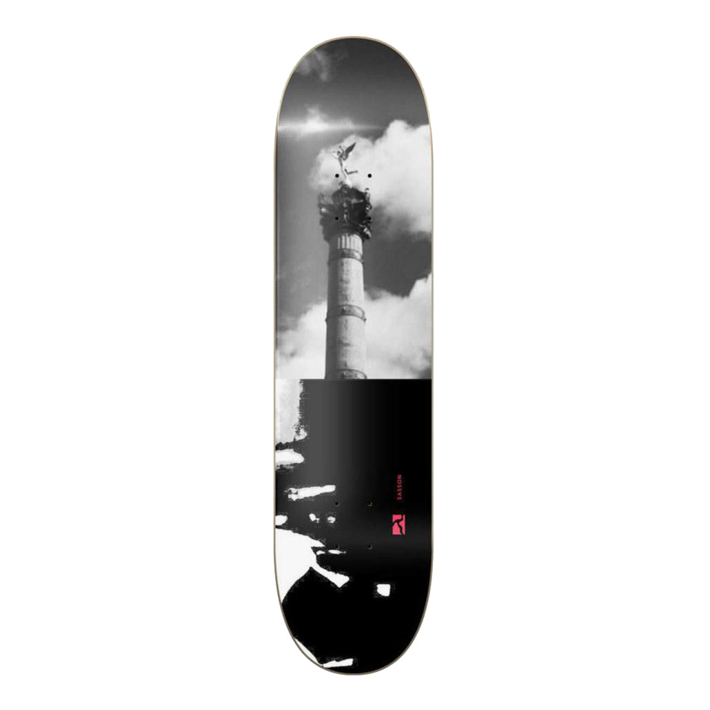Poetic Collective Sasson Skateboard Deck - 8.25