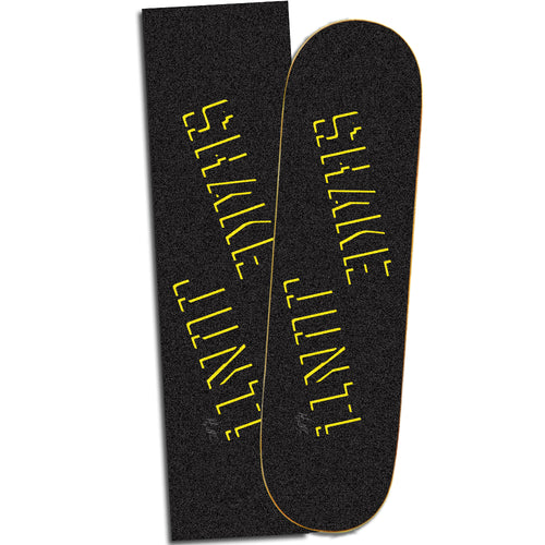 Shake Junt Kyle Walker Pro Black/Yellow Griptape