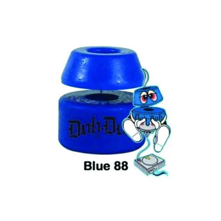 Shortys Doh Doh 88A Blue Bushings