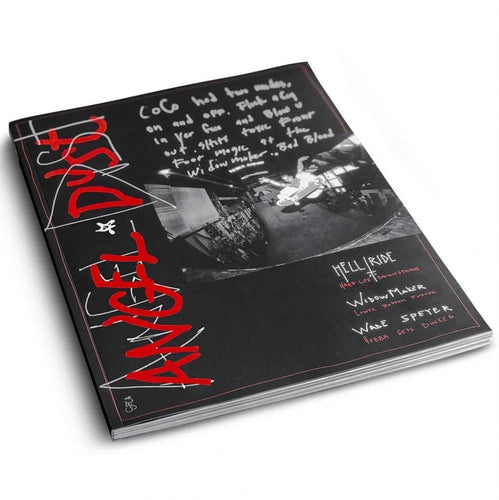 Thrasher Magazine Angel Dust Zine (Limited Edition)