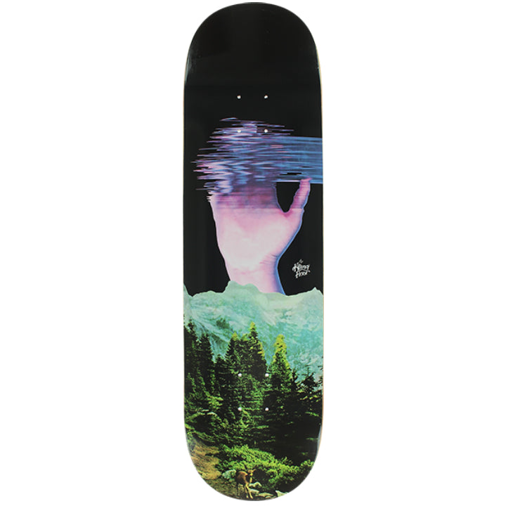 The Killing Floor Into The Void Skateboard Deck - 8.62