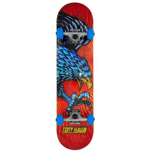 Tony Hawk SS 180 Skateboard Complete Diving Hawk Multi - 7.75