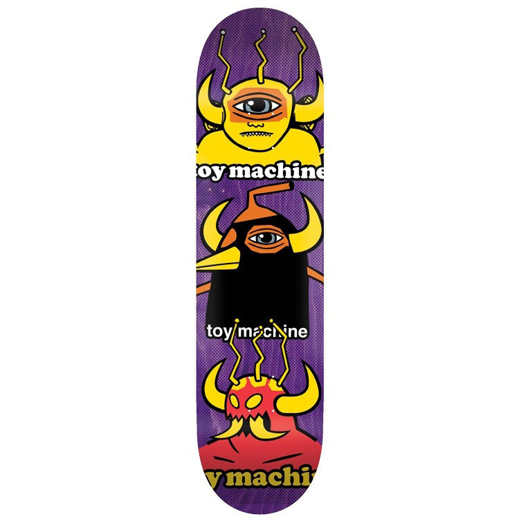 Toy Machine Chopped Up Skateboard Deck - 8.00