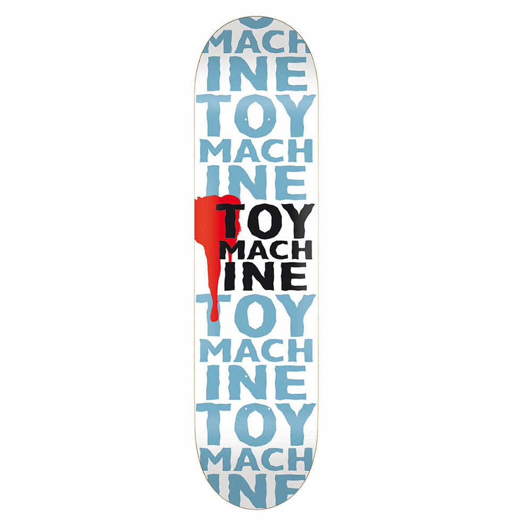 Toy Machine New Blood Skateboard Deck - 7.625