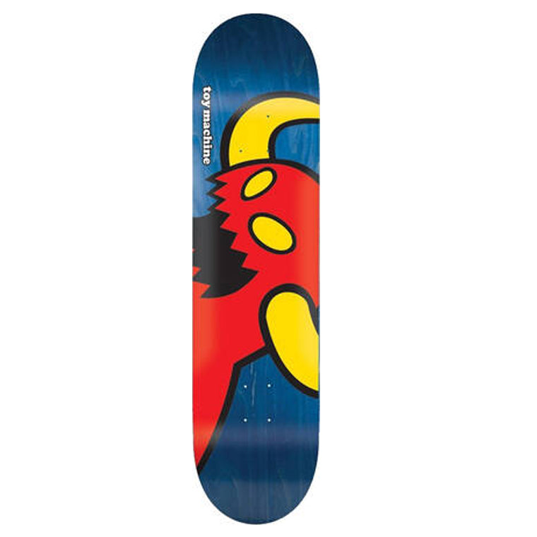 Toy Machine Vice Monster Skateboard Deck - 8.00