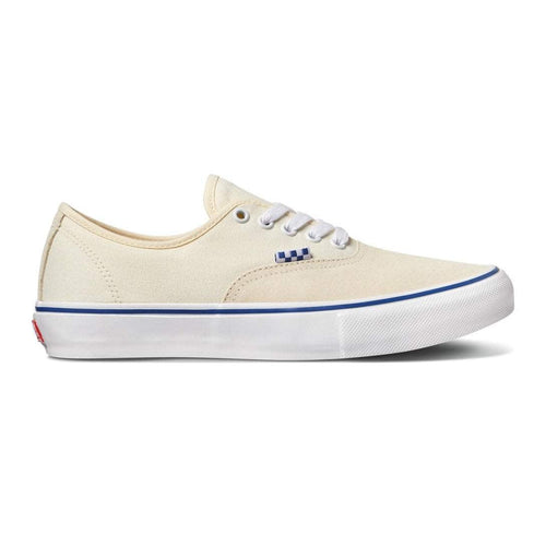 Vans Classic Authentic Skateboarding Shoes - Off White