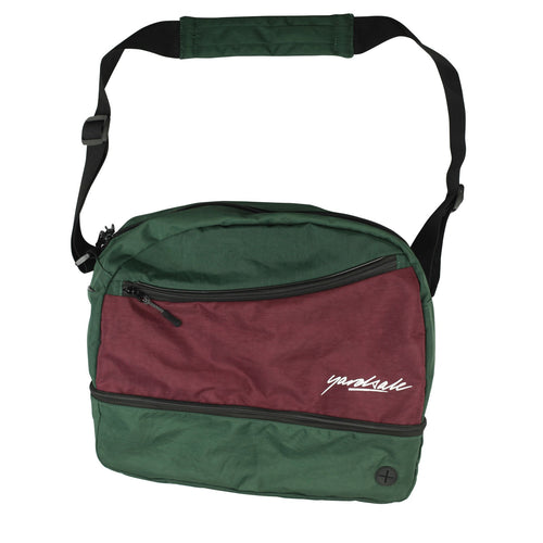 Yardsale HI8 Shoulder Bag (Forrest/Plum)