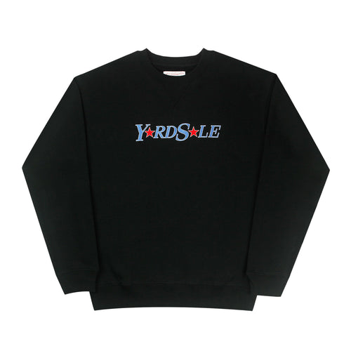 Yardsale Magic Sweater Black