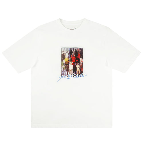 Yardsale Manic Tee White