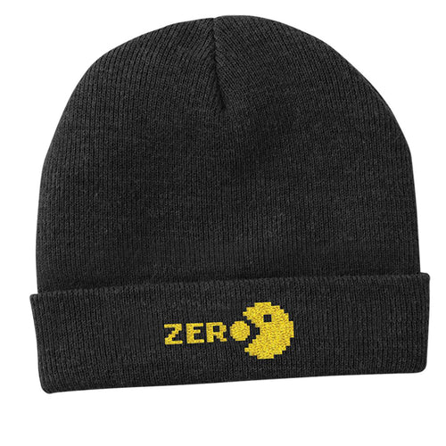 Zero Skateboards Chomp Beanie Black