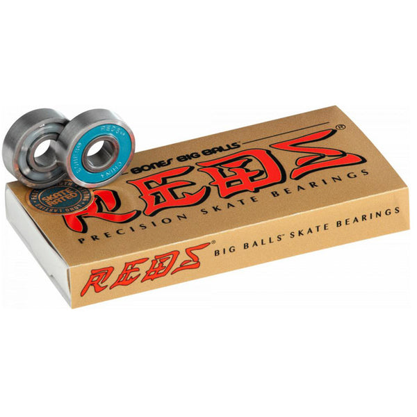 Bones Big Ball Reds Skateboard Bearings