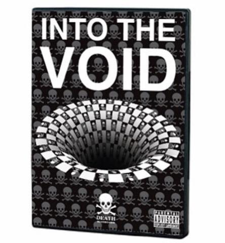 Death Skateboards Into The Void DVD