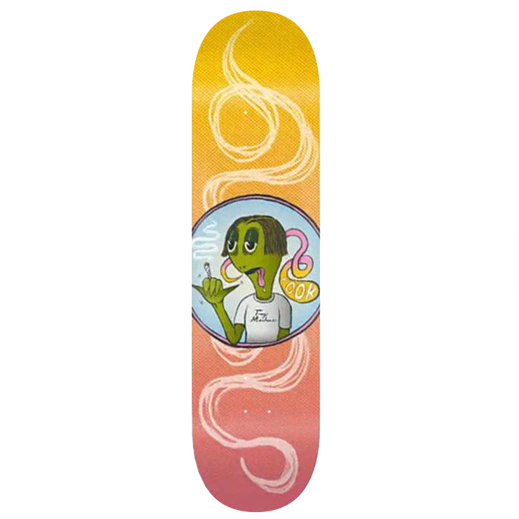 Toy Machine Stoner Sect Skateboard Deck - 8.5