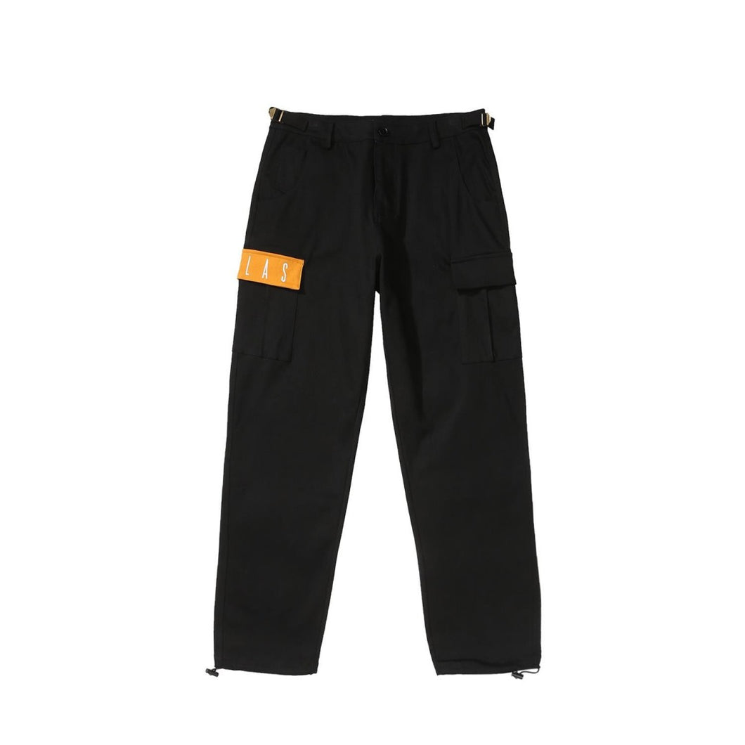 Helas Utile Pants - Black